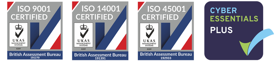 ISO and Cyber Security Essentials Plus
